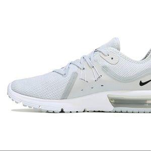 Nike Air Max Sequent 3 Platinum Women's 7.5, 8.5 NWT